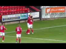Crewe Alexandra 2:0 Milton Keynes