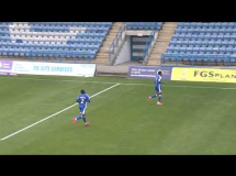 Gillingham FC 2:0 Blackpool