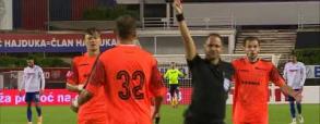 Hajduk Split 2:0 Varteks