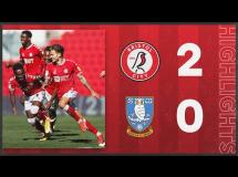 Bristol City 2:0 Sheffield Wednesday