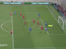 Omonia Nikozja 0:0 Olympiakos Pireus