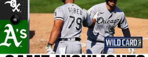 Oakland Athletics 1:4 Chicago White Sox