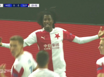 Midtjylland 4:1 Slavia Praga