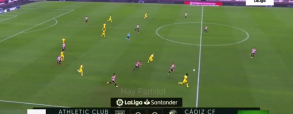 Athletic Bilbao 0:1 Cadiz