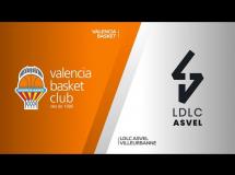 Valencia Basket 65:63 Lyon-Villeurbanne