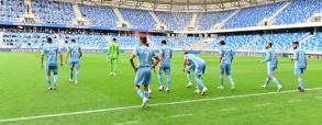 Slovan Bratysława 2:0 Senica