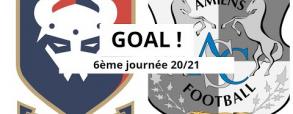 Caen 1:0 Amiens