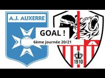 Auxerre 5:1 Ajaccio