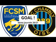 Sochaux 3:2 Chambly