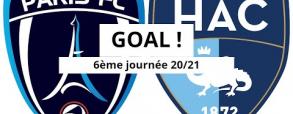 Paris FC 3:0 Le Havre