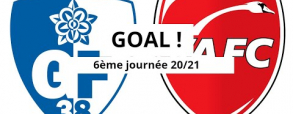 Grenoble 2:0 Valenciennes