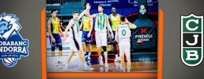 MoraBanc Andorra 87:89 Joventut