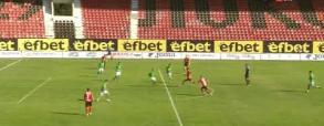 Eupen 1:2 Cercle Brugge