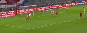 Bayern Monachium 4:3 Hertha Berlin