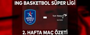 Anadolu Efes 82:90 Turk Telekom