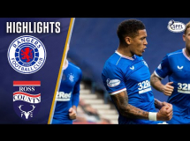 Rangers 0:2 Ross County