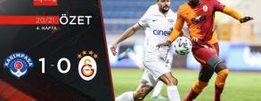 Kasimpasa 1:0 Galatasaray SK