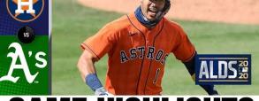 Oakland Athletics 5:10 Houston Astros