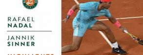 Rafael Nadal - Jannik Sinner