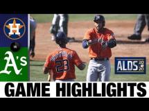 Oakland Athletics 0:2 Houston Astros