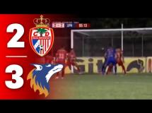 Real Sociedad Honduras 2:3 Lobos UPNFM