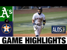 Houston Astros 20:19 Oakland Athletics
