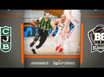 Joventut 88:81 Bilbao Basket