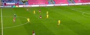 Norwegia 4:0 Rumunia
