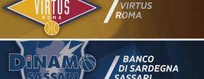 Virtus Roma 72:92 Sassari