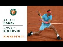 Novak Djoković 0:3 Rafael Nadal