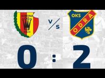 Korona Kielce 0:2 Odra Opole