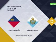 Liechtenstein 0:0 San Marino
