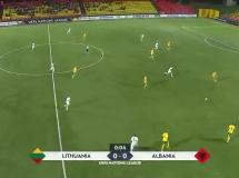 Litwa 0:0 Albania