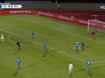 Islandia 1:2 Belgia