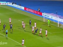 Chorwacja 1:2 Francja