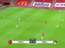 Turcja 2:2 Serbia