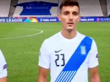 Grecja 0:0 Kosowo