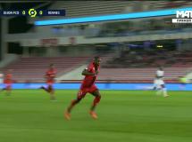 Dijon 1:1 Stade Rennes