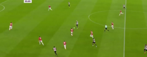 Newcastle United 1:4 Manchester United