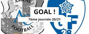 Amiens 1:0 Grenoble