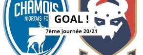 Niort 3:0 Caen