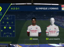 Strasbourg 2:3 Olympique Lyon