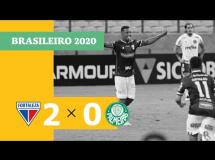 Fortaleza 2:0 Palmeiras