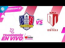 Real Madriz FC 1:0 Real Esteli FC