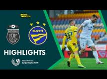 FC Isloch Minsk 2:2 BATE Borysów