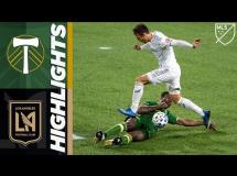 Portland Timbers - Los Angeles FC