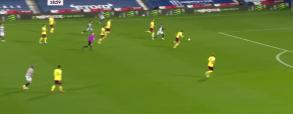 West Bromwich Albion 88:89 Burnley