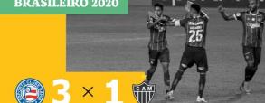Bahia 3:1 Atletico Mineiro