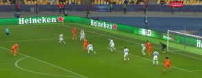 Dynamo Kijów 0:2 Juventus Turyn