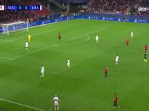 Stade Rennes 1:1 FK Krasnodar
